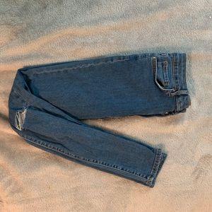Forever 21 denim jeans